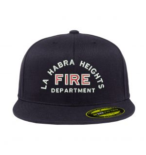 La Habra Heights Fire Flexfit 210 Fitted Hat