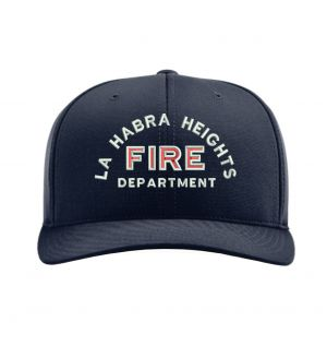 La Habra Heights Fire Richardson 653 R-Flex Hat