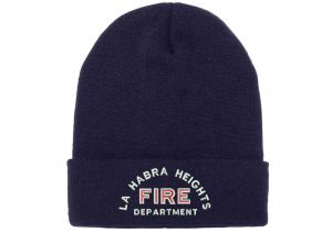 La Habra Heights Fire Beanie