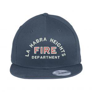 La Habra Heights Fire New Era Flatbill Snapback