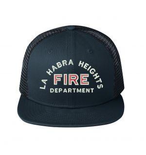 La Habra Heights Fire New Era Snapback Trucker Hat