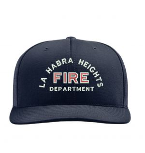 La Habra Heights Fire Richardson PTS20 MESH R-Flex Hat
