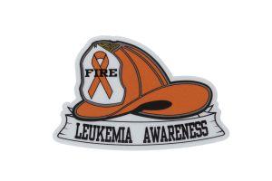 Leukemia Awareness Sticker