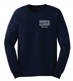 MCLB Barstow Paramedic Duty Long Sleeve T-Shirt