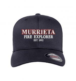 Murrieta Fire Explorers Hat