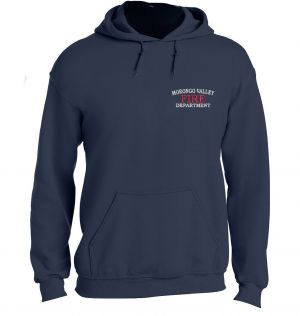 Morongo Valley Fire Pullover Hoodie