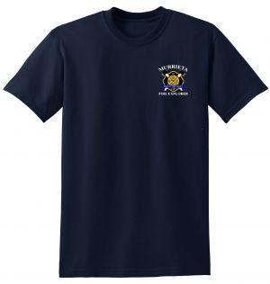 Murrieta Fire Explorers Short Sleeve T-Shirt