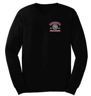 Murrieta Fire & Rescue Black Duty Long Sleeve T-Shirt