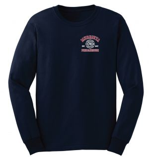 Murrieta Fire & Rescue Navy 5.11 Duty Long Sleeve T-Shirt