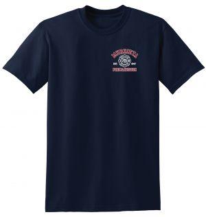 Murrieta Fire & Rescue Navy 5.11 Duty Short Sleeve T-Shirt