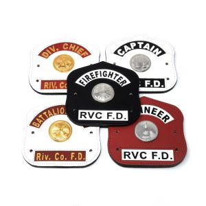 Riverside County Helmet Shields