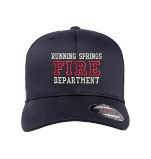 Running Springs Fire Flexfit Wooly Combed Hat