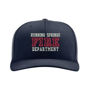 Running Springs Fire Richardson 653 R-Flex Hat