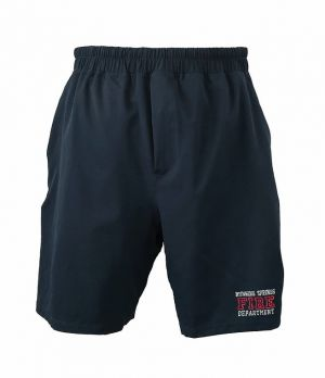 Running Springs Fire Bucket Brigade Draft Shorts