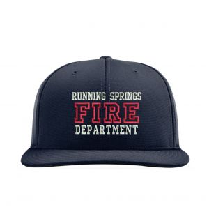 Running Springs Fire Richardson PTS20 R-Flex Hat
