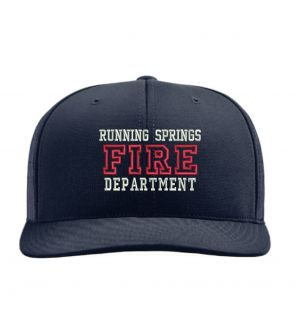 Running Springs Fire Richardson PTS20 MESH R-Flex Hat