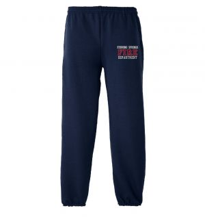 Running Springs Fire Sweatpants with Pockets