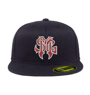 San Miguel Fire Flexfit 210 Fitted Hat