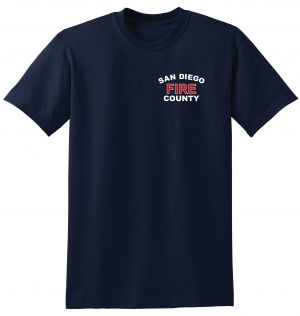 San Diego County Duty Short Sleeve T-Shirt
