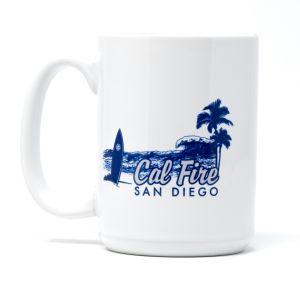 CAL FIRE SD Mug