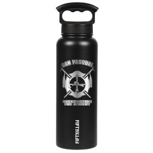 San Pasqual Fire Academy Fifty/Fifty Waterbottle 40 oz