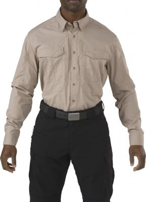 Men's Long Sleeve Stryke Shirt