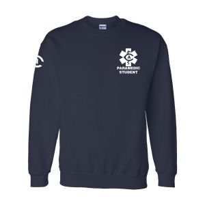 UC Davis EMS Program Paramedic Crewneck Sweatshirt