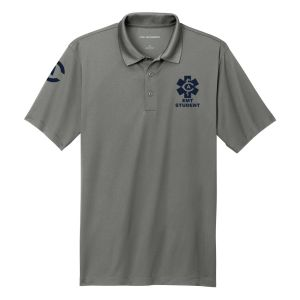 UC DAVIS EMS Program EMT Short Sleeve Polo