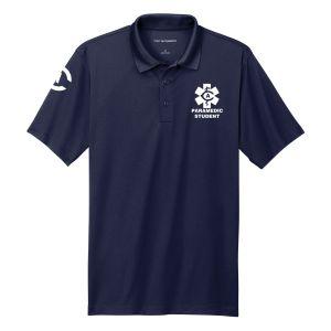 UC DAVIS EMS Program Paramedic Short Sleeve Polo