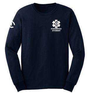 UC Davis EMS Program Paramedic Duty Long Sleeve T-Shirt