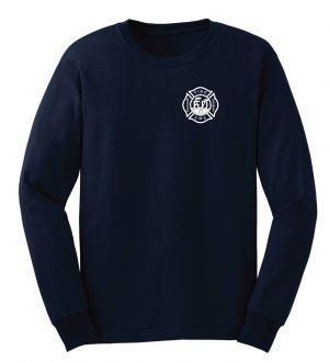 Victorville Fire Duty Long Sleeve T-Shirt