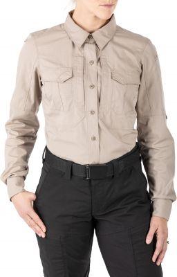 Women's Long Sleeve Stryke Shirt