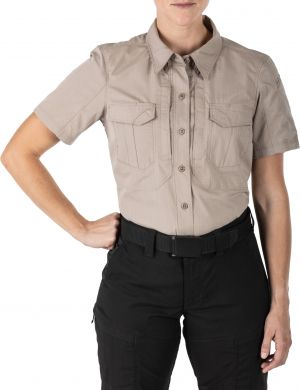 Women's Short Sleeve Stryke Shirt