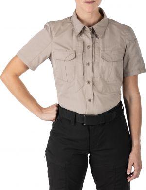 RSO Women's Short Sleeve Stryke Shirt