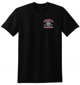 Murrieta Fire & Rescue Black Duty Short Sleeve T-Shirt