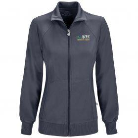SJVC Respiratory Therapy Cherokee Womens Warmup Jacket